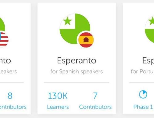 1,000,000 learners of Esperanto on Duolingo