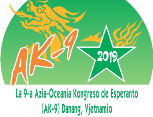 Asia-Oceania Congress in Vietnam in April 2019